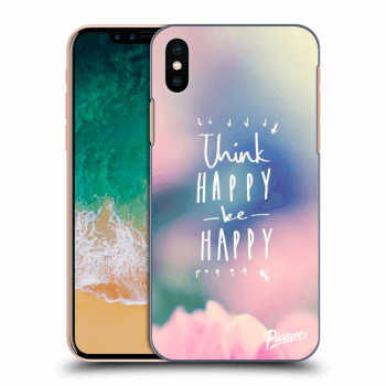 Tok az alábbi mobiltelefonokra Apple iPhone X/XS - Think happy be happy
