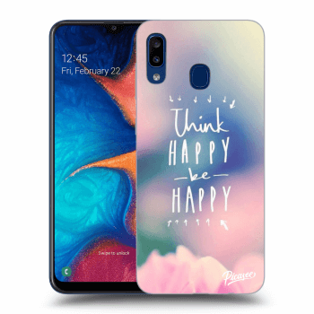 Tok az alábbi mobiltelefonokra Samsung Galaxy A20e A202F - Think happy be happy