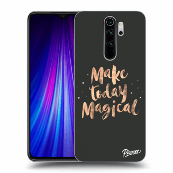 Tok az alábbi mobiltelefonokra Xiaomi Redmi Note 8 Pro - Make today Magical