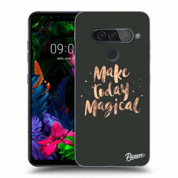 Tok az alábbi mobiltelefonokra LG G8s ThinQ - Make today Magical