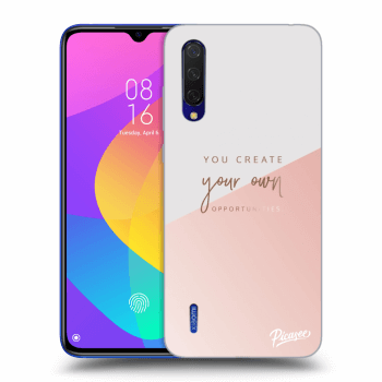 Tok az alábbi mobiltelefonokra Xiaomi Mi 9 Lite - You create your own opportunities
