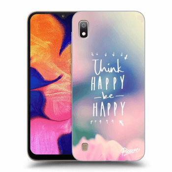 Tok az alábbi mobiltelefonokra Samsung Galaxy A10 A105F - Think happy be happy
