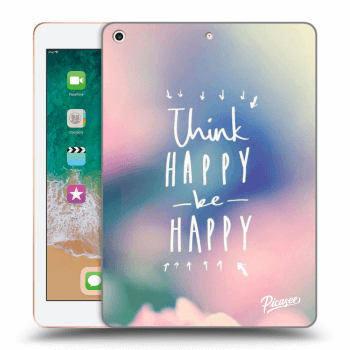 Tok az alábbi táblagépre Apple iPad 2018 (6. gen) - Think happy be happy