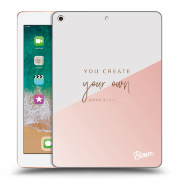 Tok az alábbi táblagépre Apple iPad 2018 (6. gen) - You create your own opportunities