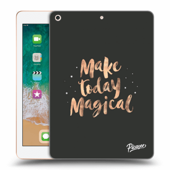 Tok az alábbi táblagépre Apple iPad 2018 (6. gen) - Make today Magical