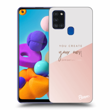 Tok az alábbi mobiltelefonokra Samsung Galaxy A21s - You create your own opportunities