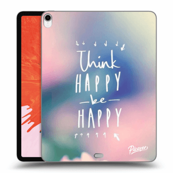 "Tok az alábbi táblagépre Apple iPad Pro 12.9"" 2018 (3. gen) - Think happy be happy"