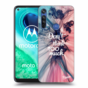 Tok az alábbi mobiltelefonokra Motorola Moto G8 - Don't think TOO much