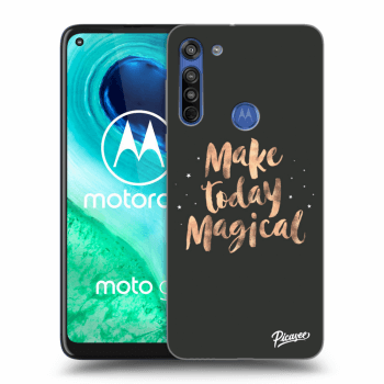 Tok az alábbi mobiltelefonokra Motorola Moto G8 - Make today Magical