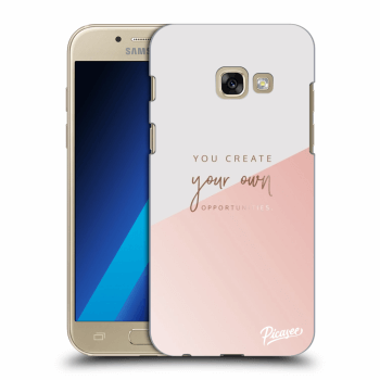 Tok az alábbi mobiltelefonokra Samsung Galaxy A3 2017 A320F - You create your own opportunities