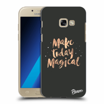 Tok az alábbi mobiltelefonokra Samsung Galaxy A3 2017 A320F - Make today Magical
