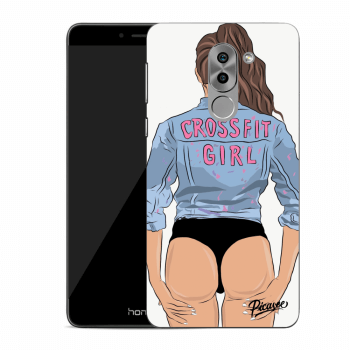 Tok az alábbi mobiltelefonokra Honor 6X - Crossfit girl - nickynellow