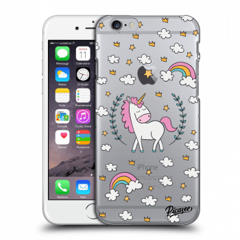 Tok az alábbi mobiltelefonokra Apple iPhone 6/6S - Unicorn star heaven