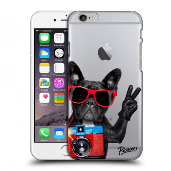 Tok az alábbi mobiltelefonokra Apple iPhone 6/6S - French Bulldog