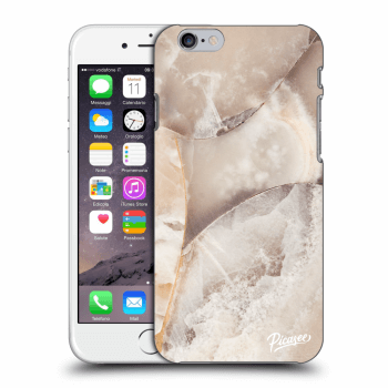 Tok az alábbi mobiltelefonokra Apple iPhone 6/6S - Cream marble