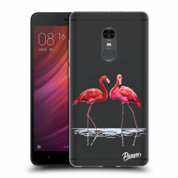 Tok az alábbi mobiltelefonokra Xiaomi Redmi Note 4 Global LTE - Flamingos couple