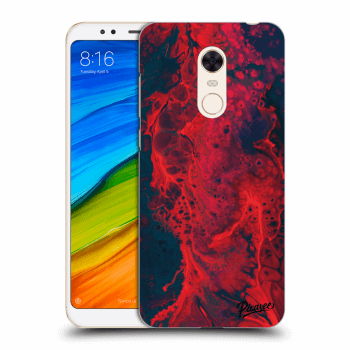 Tok az alábbi mobiltelefonokra Xiaomi Redmi 5 Plus Global - Organic red