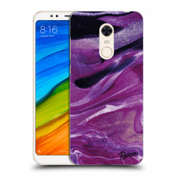 Tok az alábbi mobiltelefonokra Xiaomi Redmi 5 Plus Global - Purple glitter