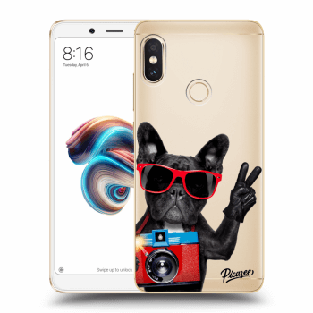 Tok az alábbi mobiltelefonokra Xiaomi Redmi Note 5 Global - French Bulldog