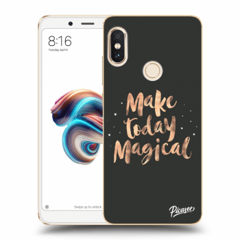 Tok az alábbi mobiltelefonokra Xiaomi Redmi Note 5 Global - Make today Magical