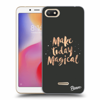 Tok az alábbi mobiltelefonokra Xiaomi Redmi 6A - Make today Magical
