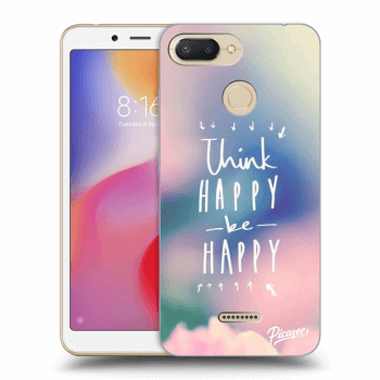 Tok az alábbi mobiltelefonokra Xiaomi Redmi 6 - Think happy be happy