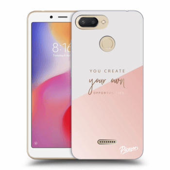 Tok az alábbi mobiltelefonokra Xiaomi Redmi 6 - You create your own opportunities