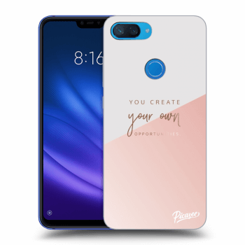 Tok az alábbi mobiltelefonokra Xiaomi Mi 8 Lite - You create your own opportunities