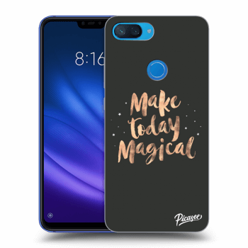 Tok az alábbi mobiltelefonokra Xiaomi Mi 8 Lite - Make today Magical