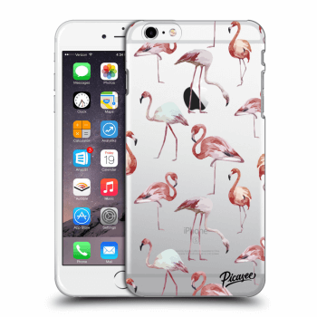Tok az alábbi mobiltelefonokra Apple iPhone 6 Plus/6S Plus - Flamingos