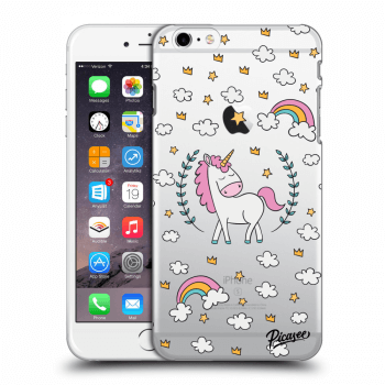 Tok az alábbi mobiltelefonokra Apple iPhone 6 Plus/6S Plus - Unicorn star heaven