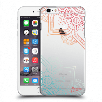 Tok az alábbi mobiltelefonokra Apple iPhone 6 Plus/6S Plus - Flowers pattern