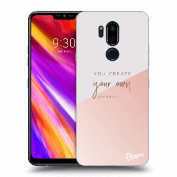 Tok az alábbi mobiltelefonokra LG G7 ThinQ - You create your own opportunities