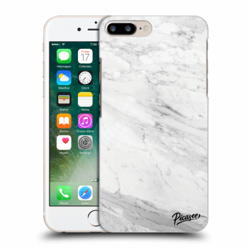 Tok az alábbi mobiltelefonokra Apple iPhone 8 Plus - White marble