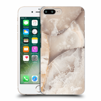 Tok az alábbi mobiltelefonokra Apple iPhone 8 Plus - Cream marble