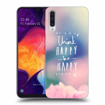 Tok az alábbi mobiltelefonokra Samsung Galaxy A50 A505F - Think happy be happy