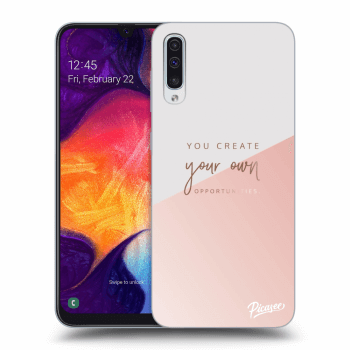 Tok az alábbi mobiltelefonokra Samsung Galaxy A50 A505F - You create your own opportunities